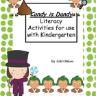 Oompa Loompa &amp; Wonka Literacy Activities