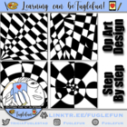 Op Art ~ Optical Illusion PowerPoint Lesson