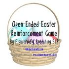 Open Ended Easter Reinforcement Game