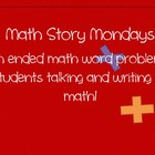 Open Ended Math Word Problems