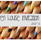 Open House Invitations