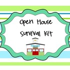 Open House Survival Kit