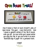 Open House Treat {Free!}