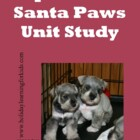 Operation Santa Paws Unit Study