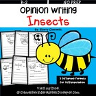Opinion Writing: Favorite Insect