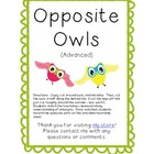 Opposite Owls (Advanced)
