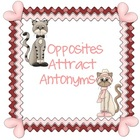 Opposites Attract Antonyms - Valentine's Day center