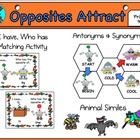 Opposites attract in science