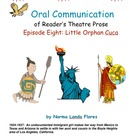 Oral Communication of Reader's Theatre Prose Episode Eight
