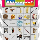 Orchestra Bingo Extension Card 11