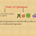 Order Of Operations   PEMDAS Powerpoint