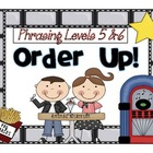 Order Up: A Fry Phrasing Game! (Levels 5&amp;6)
