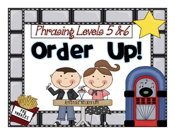 Order Up: A Fry Phrasing Game! (Levels 5&6)