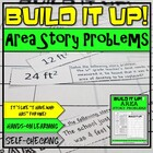 Order Up! Area Story Problems