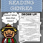 Order Up! Reading Genres