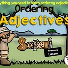 Order of Adjectives Powerpoint and More!