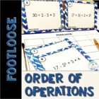 Order of Operations Footloose