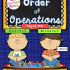 Order of Operations: Tug of War (Multiplication and Division)