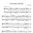 Order of the Flats Song, Student Edition