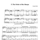 Order of the Sharps Song, Teacher Edition