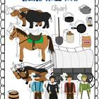 Oregon Trail Clip Art