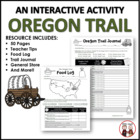 Oregon Trail Interactive Activity, Game, Lessons Common Co