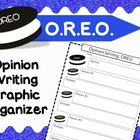 Oreo: Opinion Writing Graphic Organizer
