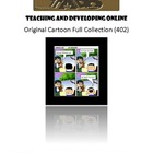 Original Cartoon Collection (402 items clipart) TADO