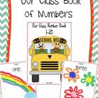 Our Class Number Book 1-20