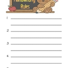 Our Class Rules Posters - 8 pages