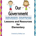 Our Government Lesson Plans and Resources for Elementary