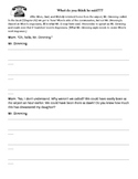 Out of My Mind Chapter 29 Worksheet