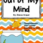 Out of My Mind Novel Unit