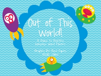 Out of This World {A Nonsense Word Game}