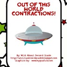 Out of This World Contractions!  Games/Stations