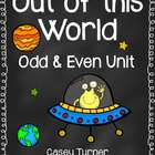 Out of This World! Odd & Even Numbers Unit