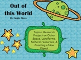 Out of This World: Researching Outer Space and Creating a