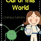 Out of this World Literacy Centers