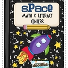 Out of this World Math &amp; Literacy Centers
