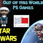 "Out of this World PE Games! - ""Star Wars"""