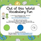Out of this World Vocabulary (An EET Companion)
