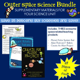 Outer Space Science Bundle: Supplementary Materials for Yo