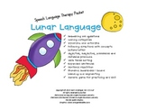 Outer Space Speech Language Therapy Unit