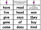 Over 200 First Grade Illustrated Sight Words