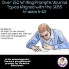 Over 250 Writing Prompts/Journal Topics