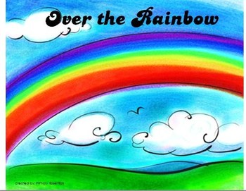 Over the Rainbow High Frequency Game