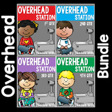 Overhead Station The Complete Set
