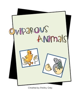 Oviparous Animals: a unit integrating literacy, math and science
