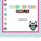 Owl Alphabet