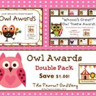 Owl Awards Double Pack